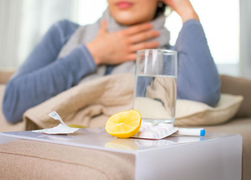 Ангина. Симптомы и ее лечение
