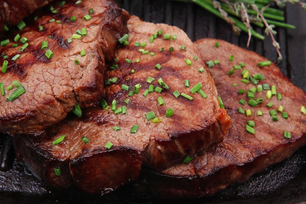 Жаренное мясо чревато раком простаты