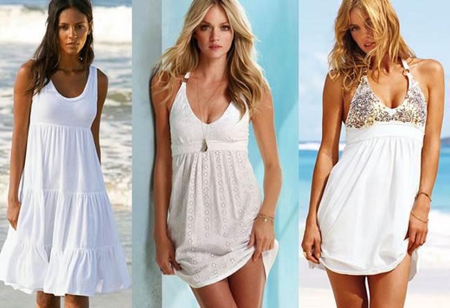 Выбор летнего платья