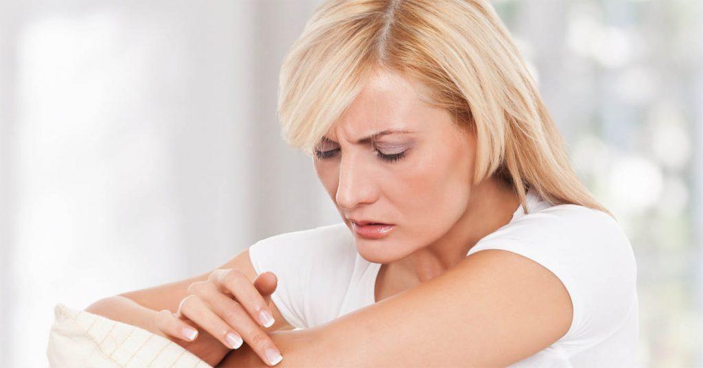 Псориаз – причины, симптомы, лечение