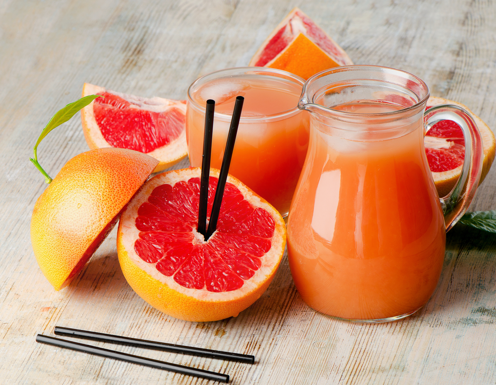 Грейпфрутовый сок увеличивает эффективность лекарств от рака