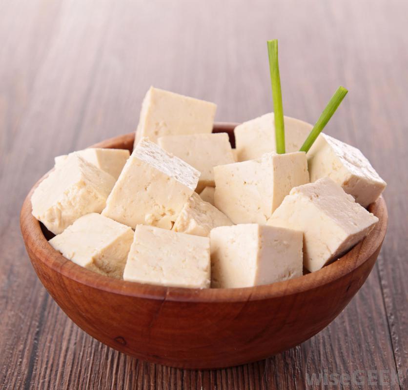Тофу и соя: продукты против рака легких