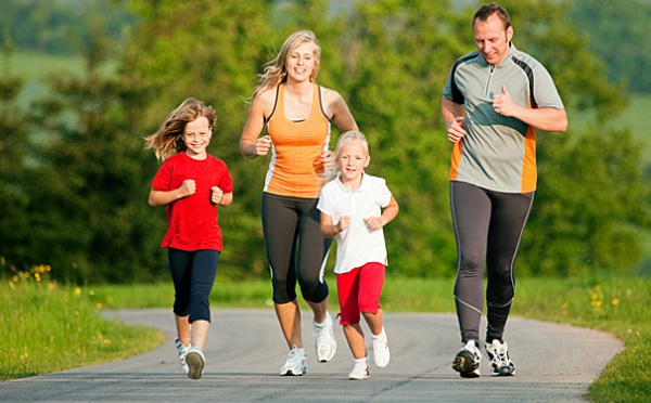 Активный образ жизни предотвращает рак
