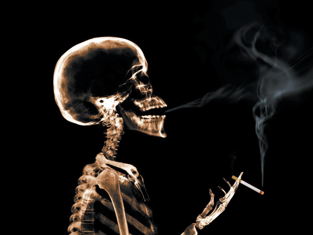 Курение: главная причина рака