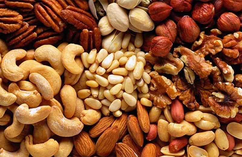 Орехи защищают от рака поджелудочной железы