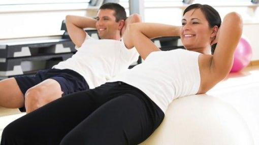 Как укрепить мышцы спины?