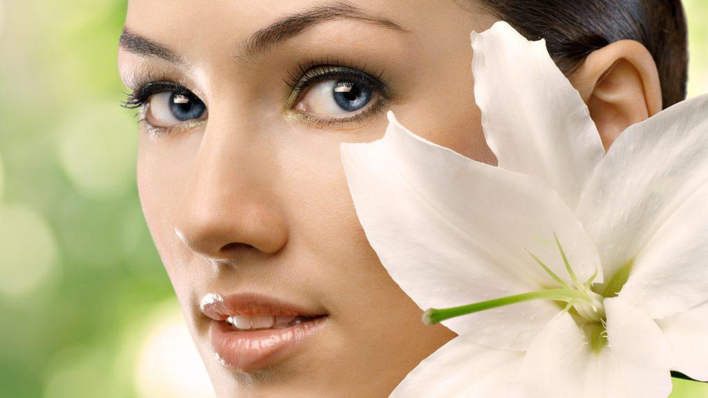 Правильный уход за кожей на лице