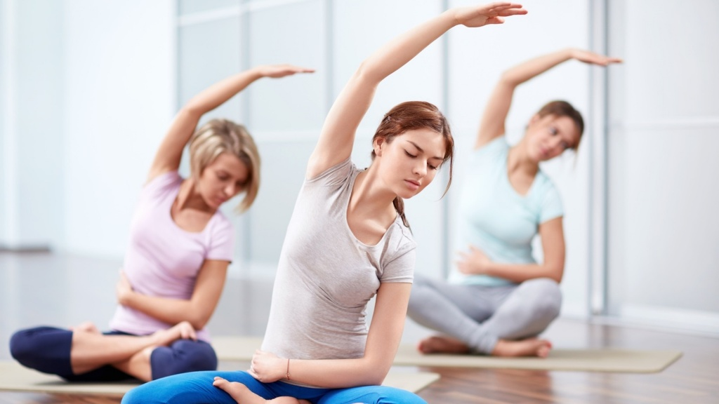 Йога благотворно влияет на женщин, больных раком молочной железы