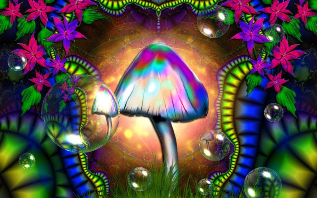Галлюциногенные грибы стоит принимать больным раком