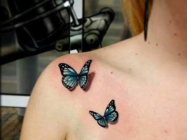 Татуировки увеличивают риск рака кожи