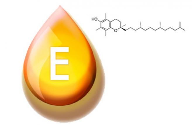 Витамин Е защищает от рака простаты