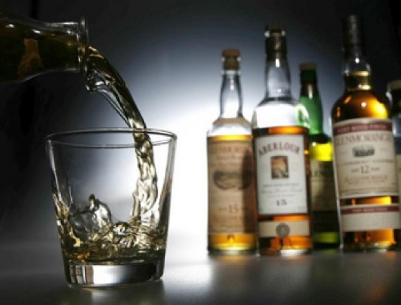 В 4% смертей от рака виновен алкоголь