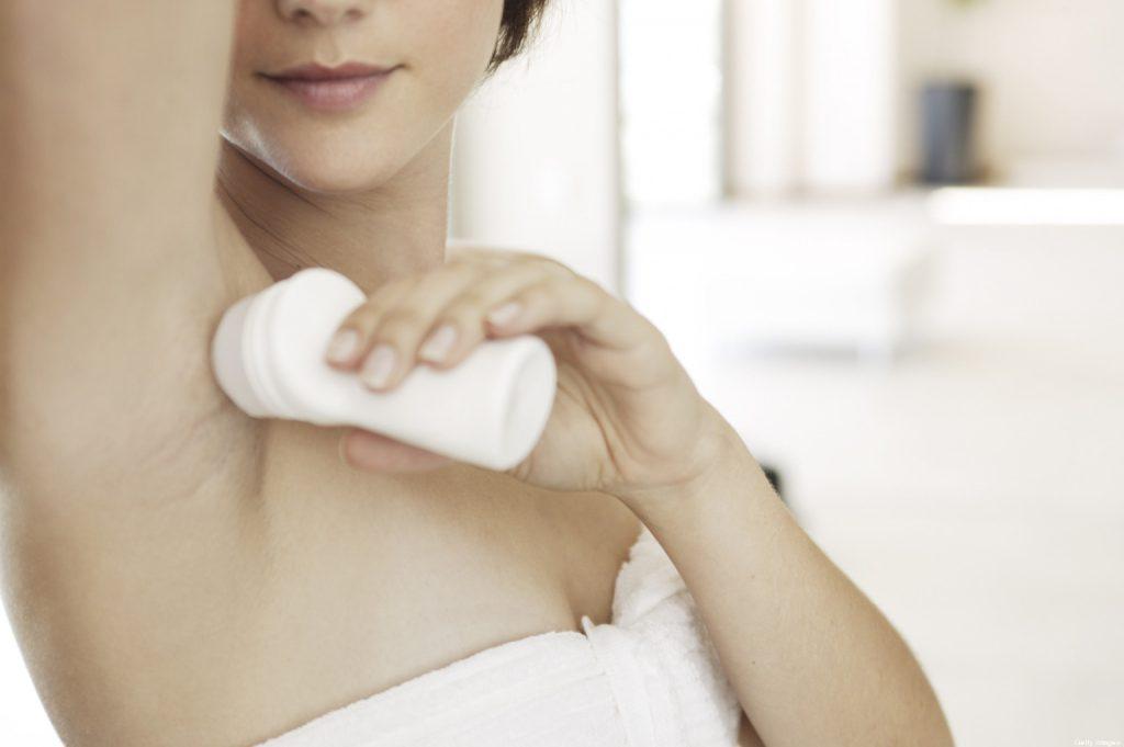 Дезодоранты антиперспиранты могут вызывать рак