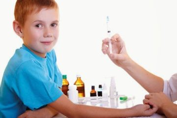 Особенности лейкограммы у детей
