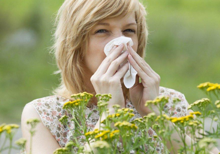 Аллергия снижает риск опухоли мозга