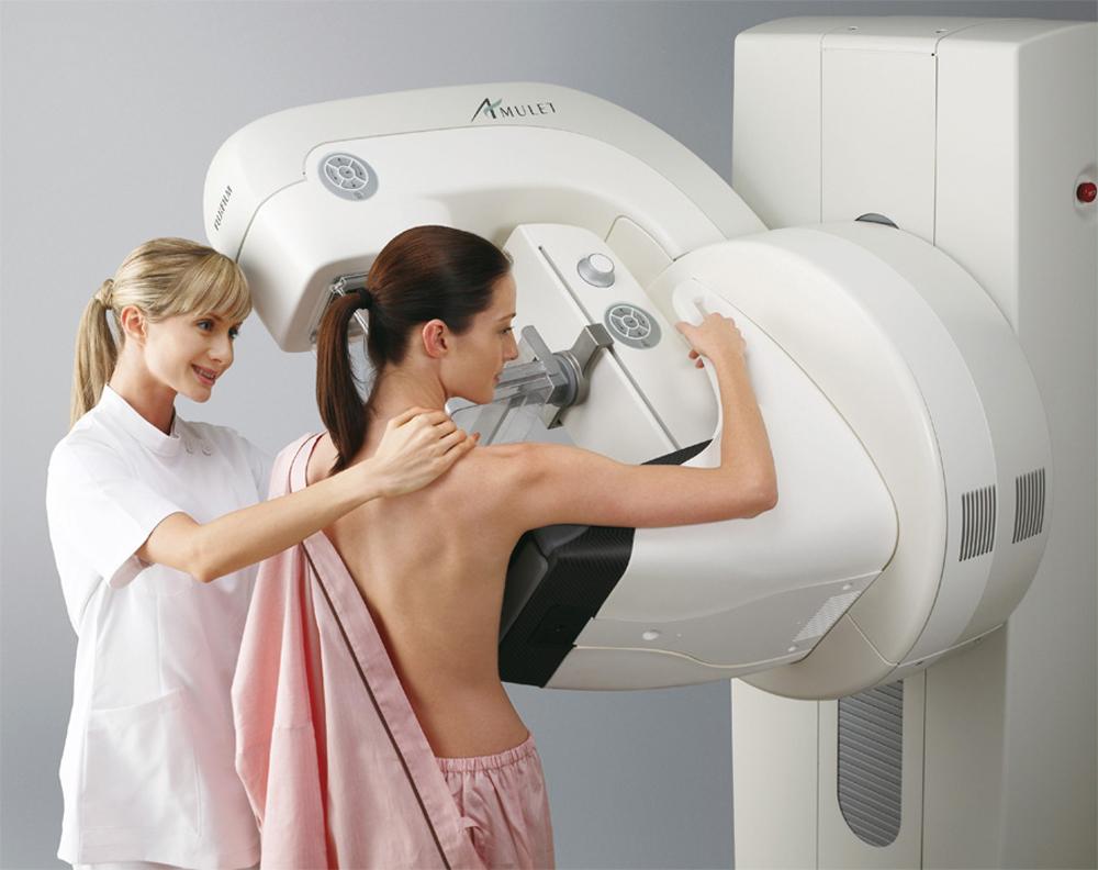Широкое распространение маммографии приводит к гипердиагностике рака молочной железы