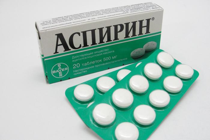 Прием аспирина предложили включить в рекомендации по профилактике рака