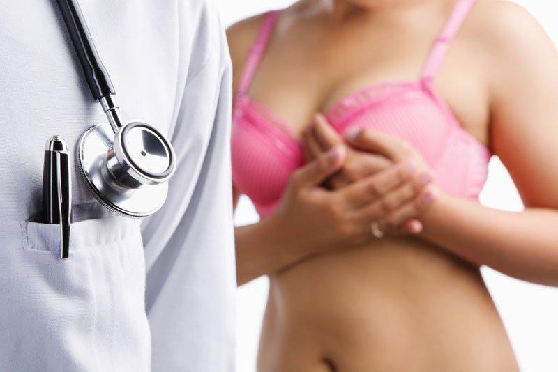 Ученые выявили факторы риска возникновения рака груди