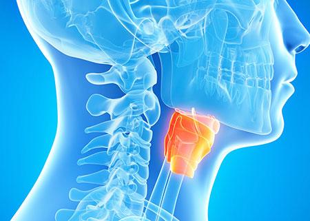 Разработан спрей для ранней диагностики рака горла
