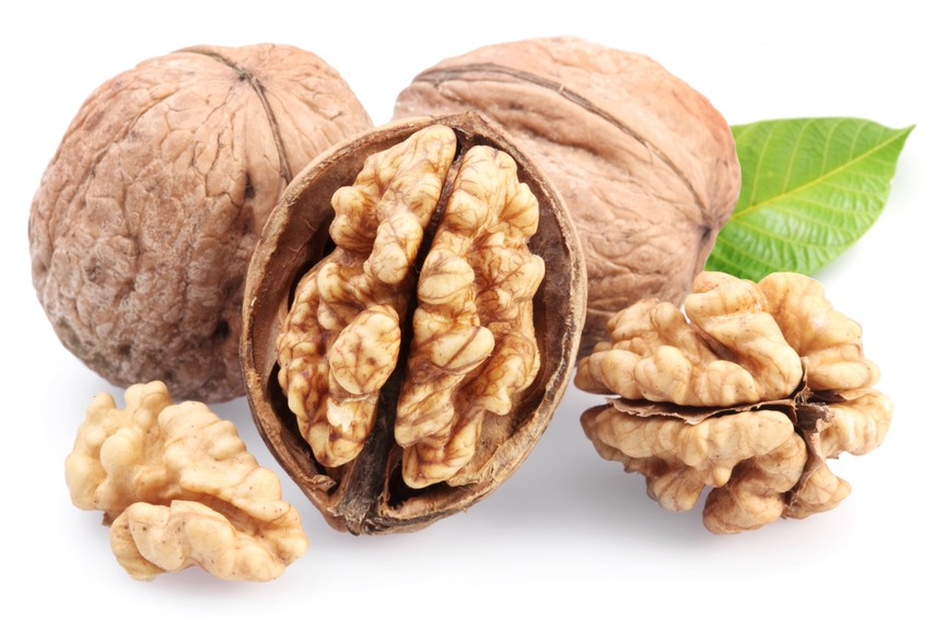 Грецкие орехи замедляют развитие рака простаты