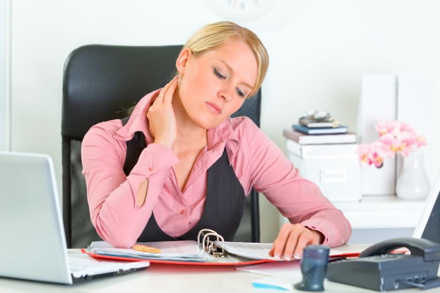 Сидячая работа приводит к возникновению раковых заболеваний