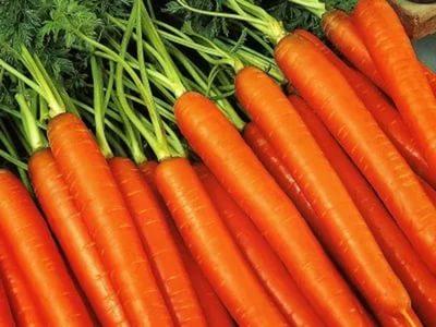 Морковь предотвращает возникновение рака груди