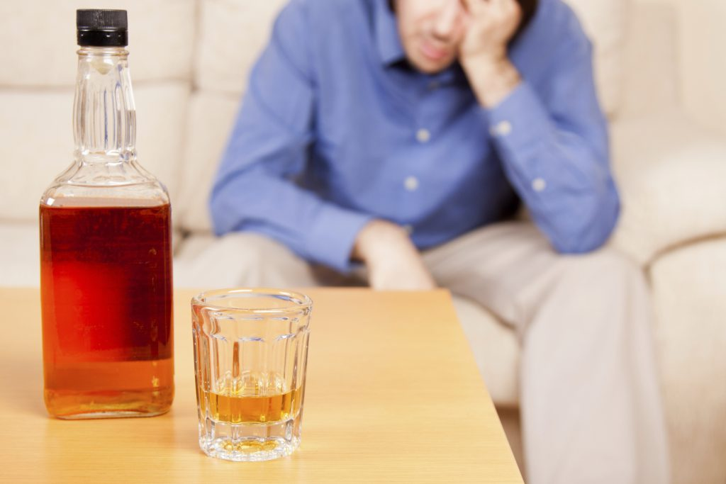 Алкоголь зависимость