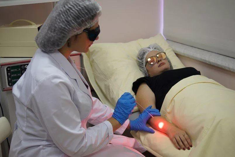 Разработана фотодинамическая терапия рака внутренних органов