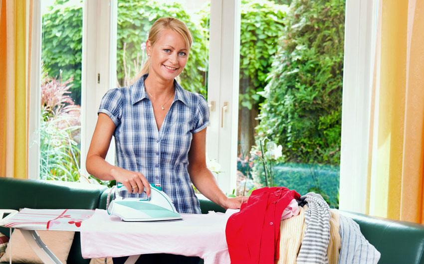 Работа по дому оказывает противораковый эффект для женщин