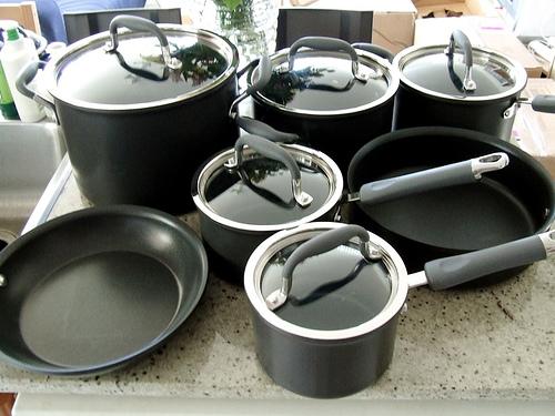 Тефлоновая посуда может вызвать рак