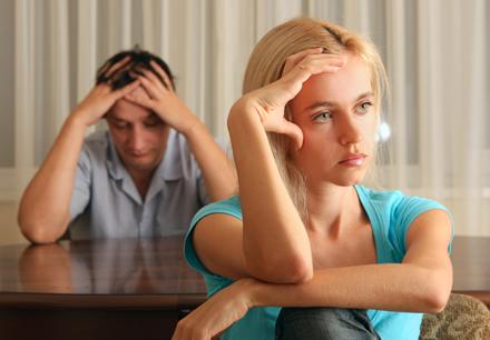 Основные причины проблем в семье