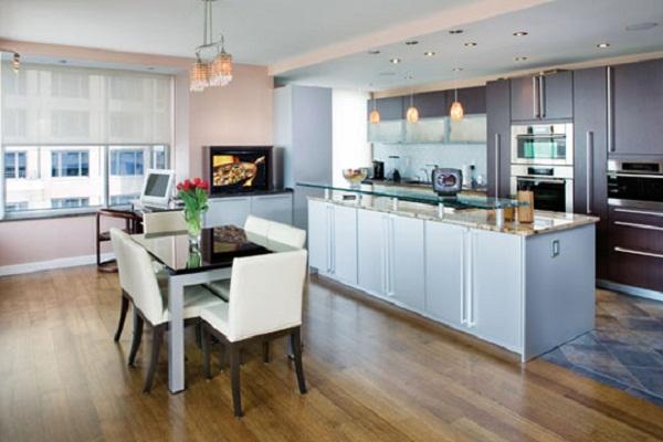 Выбор телевизора для кухни