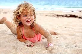 Ребенок на пляже: инструкция для взрослых