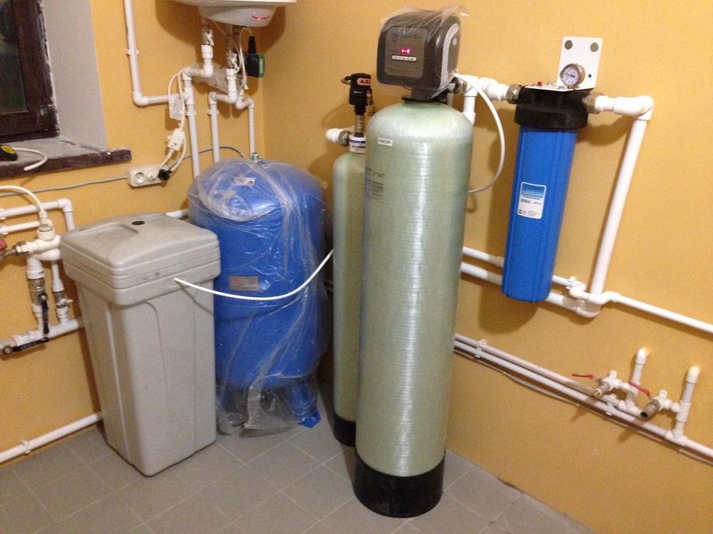 Какую систему фильтрации воды выбрать для загородного дома?