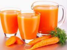 Морковный сок помогает против рака: заключение медиков