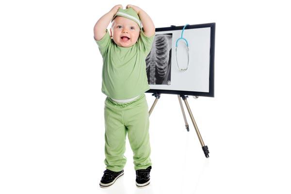Рентген грудной клетки у ребенка: особенности проведения процедуры