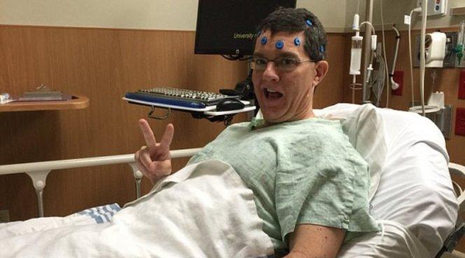 Мужчина ожил после удаления из мозга 98 опухолей