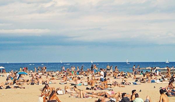 Отпуск в солнечных краях спасает от рака
