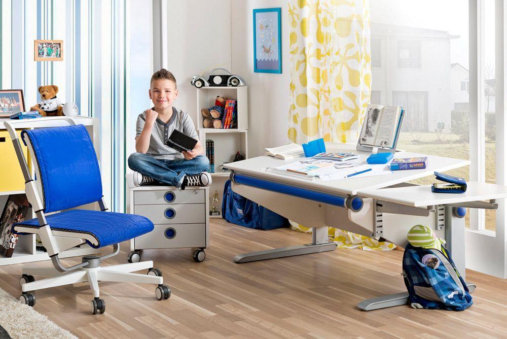 Как оптимально организовать рабочее место малыша?