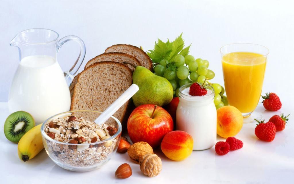 Правильное питание — залог предотвращения развития рака