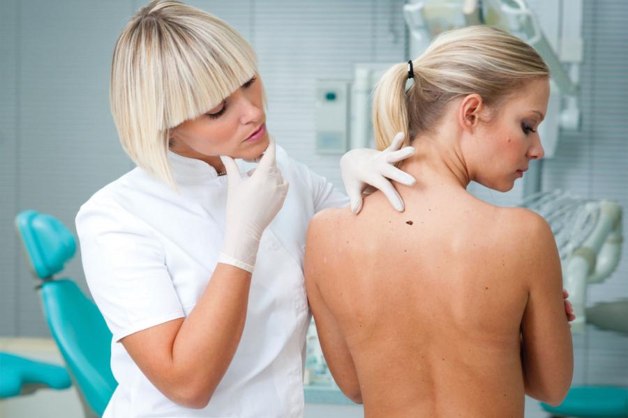 Искусственный интеллект в раннем определении рака кожи