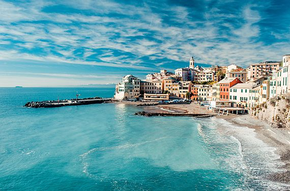 Туристическая Италия