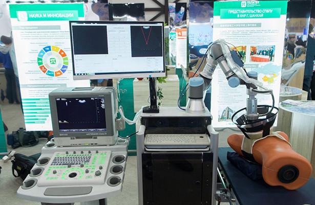 Российские ученые использовали ультразвук для удаления раковой опухоли