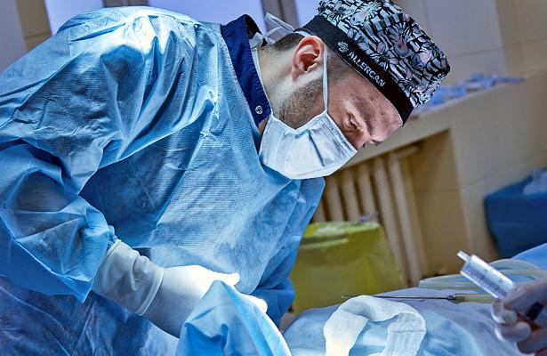 В США удалили самую большую в мире лицевую опухоль