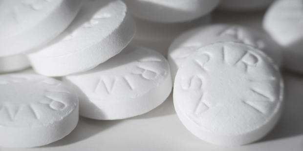 Аспирин снижает риск заболеть раком