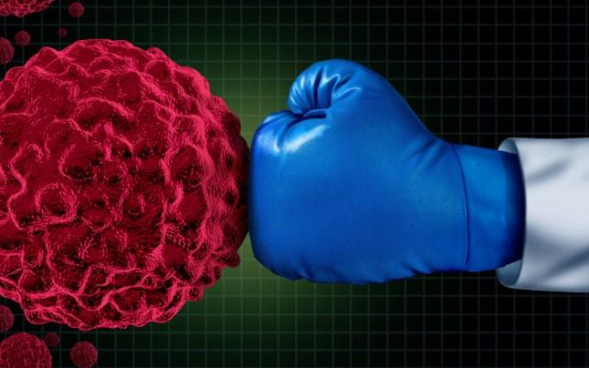 Спирт и желе — идеальное сочетание для борьбы с раком