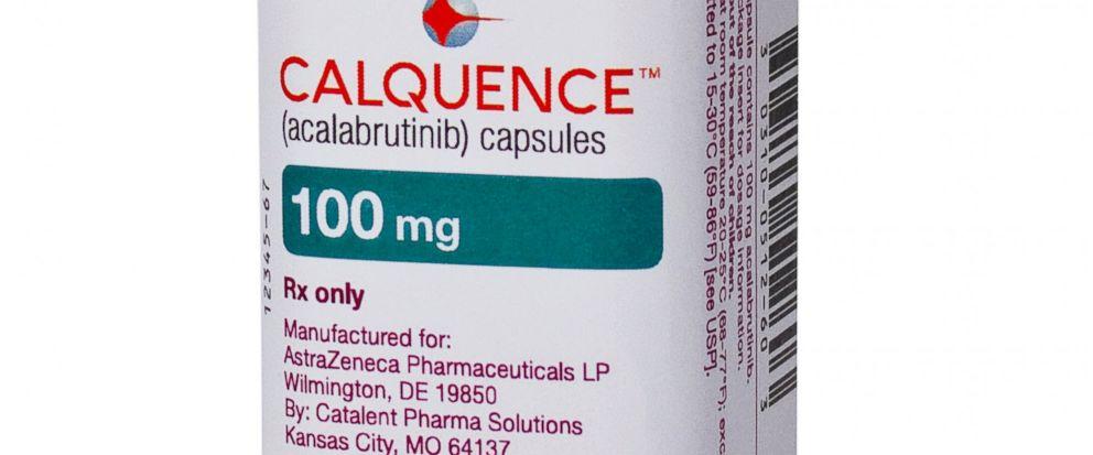 FDA одобряет препарат Calquence компании AstraZeneca