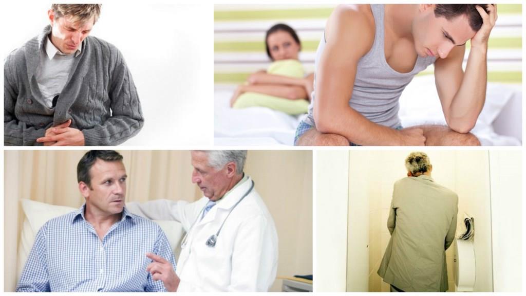 Семь причин рака предстательной железы