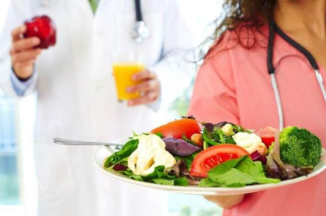 Названы основные правила питания при онкологии
