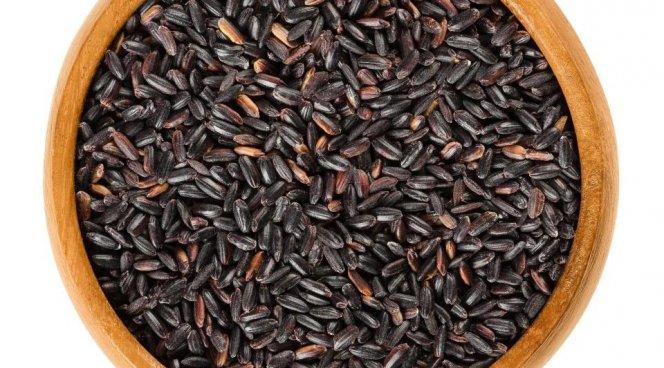 Защищающий от рака черный рис обходится слишком дорого